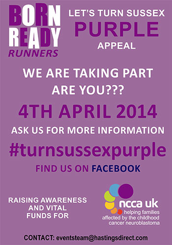 Let's turn Sussex purple
