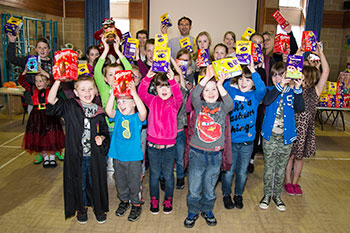 More eggcitement this Easter for local kids thanks to Hastings Direct