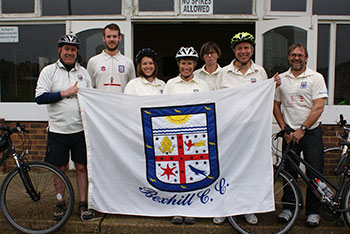 Hastings Direct supports Easter monster cycling challenge
