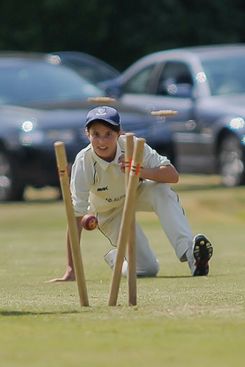 Hollie Young: Sussex Under 11s cricket squad