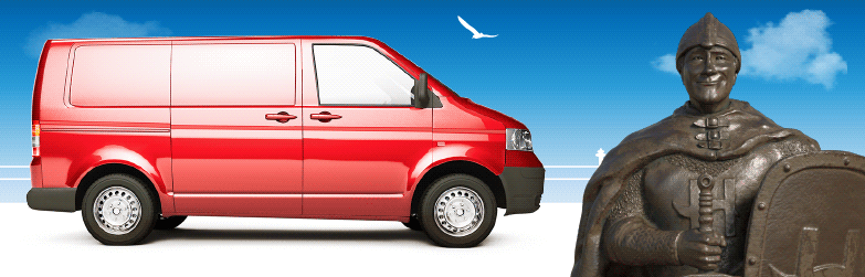 Van insurance quotes from Hastings Direct.