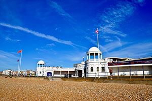 Bexhill-on-Sea.