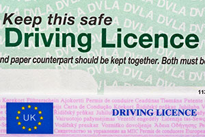 The DVLA will no longer be issuing licences with green paper counterparts.